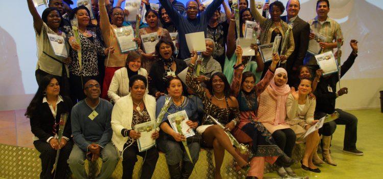 Digitaal Participeren voor ouders feestelijk afgerond